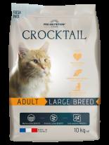 Flatazor Crocktail ADULT Large Breed за ЕДРИ ПОРОДИ КОТКИ - 10 кг.