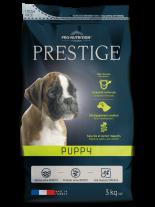 Flatazor Prestige Puppy - Пълноценна храна за подрастващи кучета до 1 година от всички породи, както и за женски кучета от всички породи в края на бременността или в периода на кърмене - 3 кг.