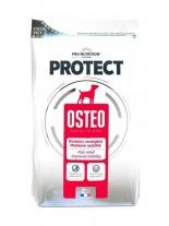 Flatazor Pro-Nutrition Protect Osteo - Пълноценна, протеинна (53%), диетична храна за кучета над 1 година с костни и ставни заболявания, както и за облекчение на болката и подобряване на подвижноста с пилешко, пуешко и патешко месо - 2 кг.