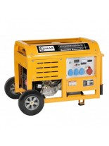 LUMAG - Бензинов генератор с електрически стартер G8-E - 8 kW