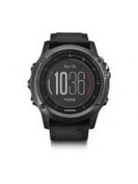 GARMIN fēnix® 3 Sapphire HR Bundle - Безкомпромисен GPS спортен часовник - Сив с метална каишка и пулсомер - 51.5x51.5x16.0  mm.