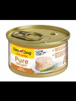 GimDog Little Darling PureDelight Chicken - високо качествена и неустоима консерва с пилешко месо за кучета от 1 до 10 кг. - 150 гр.