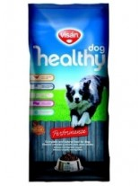 Visan Healthy Dog Adult Performance - суха храна за активни кучета с пилешко месо и пчелно млечице - 15 кг.