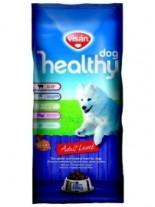 Visan Healthy Dog Adult Lamb - суха храна за израснали кучета с агнешко месо и пчелно млечице - 15 кг.