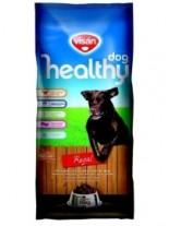 Visan Healthy Dog Adult Regal - суха храна за израсналикучета с пилешко месо и пчелно млечице - 15 кг.