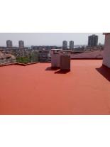 Хидроизолация с течна гума на покриви