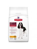 Hill's - Science Plan™ Canine Adult Advanced Fitness™ Medium Chicken - За кучета от средни породи (с пиле) - 12 кг.