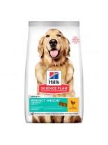 Hill's - Science Plan™ Canine Adult Light Large Breed Chicken - За кучета с намалени енергийни нужди от едрите породи над 25 кг. и от 1 до 6 год. с пилеешко месо - 14 кг.