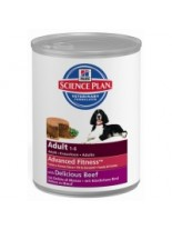 Hill's - Science Plan Canine Adult Beef - високо качествена консерва за кучета от всички породи над 1 година с телешко месо - 370 гр.