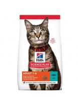Hill's - Science Plan™ Feline Adult Optimal Care™ Tuna - Храна за оптимална грижа за котки в зряла с риба тон - 0.400 кг.