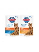 Hill's - Science Plan™ Feline Adult Optimal Care™ Chicken Pouch - деликатесен пауч за оптимална грижа за котки в зряла възраст с пилешко - 85 гр.