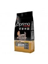 Visan Optima Nova Adult Mini Chicken & Potato (GRAIN FREE) - суха храна за кучета от мини породи, на възраст над 10 месеца без глутен с пиле и картофи - 8.0 кг.
