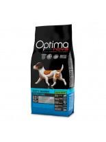 Visan Optima Nova Puppy Medium Chicken Rice (GRAIN FREE) - суха храна за кучета от средните породи, на възраст от 2 до 12 месеца без глутен с пиле и ориз - 12 кг.