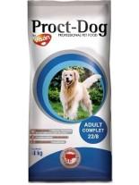 Visan Proct Dog Adult Complet 22/8 - суха храна за кучета над 12 месеца, за всички породи с говеждо месо - 20 кг.