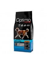 Visan Optima Nova Puppy Large Breed Chicken Rice (GRAIN FREE) - суха храна за кучета от едрите породи, на възраст от 2 до 18 месеца без глутен с пиле и ориз - 12 кг.