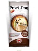 Visan Proct Dog Adult Super Energy 30/20 - високоенергийна храна за кучета над 12 месеца, за всички породи с говеждо месо - 20 кг.