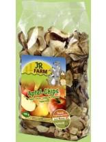 JR Farm - Специалитет, лакомство - Натурални, изсушени ябълкови резенчета за гризачи - 100 гр.