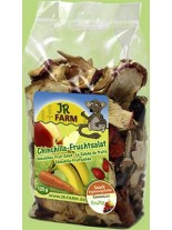 JR Farm - Специалитет, лакомство - Плодова салата за чинчили - 125 гр.