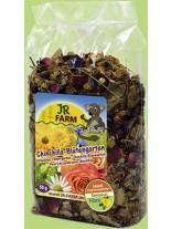 JR Farm - Специалитет, лакомство - Градински цветя за гризачи - 50 гр.