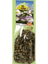 JR Farm - Специалитет, лакомство - Натурални маргаритки за гризачи - 20 гр.