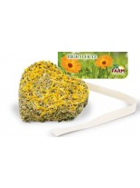 JR Farm - Grainless сърца с много билки и зеленчуци за гризачи - 95 гр.