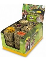 JR Farm - Купа пълна с вкусни лакомства за гризачи - 75 гр.