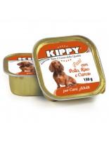 Kippy with CHICKEN, RICE and CARROTS - пастет за кучета с пиле, ориз и моркови - 300 гр.