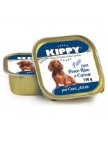 Kippy with Fish, Rice and Carrots - пастет за кучета с бяла риба, ориз и моркови - 300 гр.