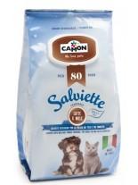 Camon - Кърпички за почистване с аромат на мед и мляко - 80 бр.