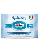 Camon - Salviette EXCEL - Мокри Кърпички - 40 бр.