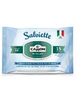 Camon - Salviette - Мокри Кърпички за очи  - 15 бр.