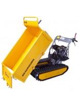 LUMAG - Мини самосвал /дъмпер/ MD 500 - 4.8 kW, 3600 об./мин., полезен товар 300 кг.