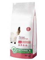 NATURE'S Protection - Persian - Super Premium суха храна за персийски, дългокосмести котки над 1 година - с пилешко месо - 2 кг.
