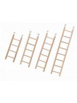 Nobby - Holzleiter - стълбичка за папагали - 18х7 см. - с 4 стъпала.