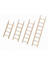 Nobby - Holzleiter - стълбичка за папагали - 22х7 см. - с 5 стъпала.