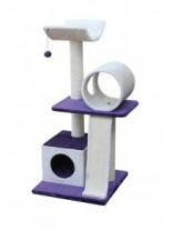Nobby - Kano - катерушка/драскалка с хралупа за котки - 50х50х105 см.