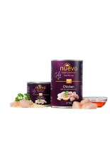 Nuevo Super Premium food for Cats Kitten - Chicken & Rise - Високо качествена консерва за котки до 1 година с пилешко месо и ориз - 0.400 кг.
