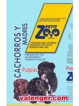 PETIT ZOO PUPPY 3 COLOR - Балансирана храна за малки кученца до 1 година и кърмещи кучки - 20 кг.