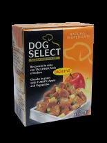 Dog Select - ХАПКИ В СОС - ПУЙКА, ЯБЪЛКИ И ЗЕЛЕНЧУЦИ - 0.375 кг.