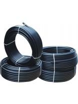 Полиетиленова тръба - PE 100, PN 10, SDR 17 за полагане под земята - Ø50 mm. - ролка 100 м. - (цената е за 1 м.)