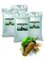 Padovan - Хранителна добавка за зърноядни птици - жълта - 25 кг.