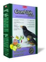 Padovan - GranPatee - insectes - Пълноценна храна с витамини насекомоядни птици - 1 кг.