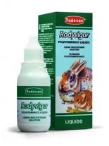 Padovan Rodyvigor 30ml - течен мултивитамин за гризачи