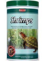 Padovan Shrimps - храна за костенурки, кралски скариди, 1000 мл. ( 1l/150g )