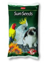 Padovan - SunSeeds - Едри слънчогледови семки за средни и големи папагали - 0.500 кг.