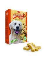 Padovan - Krispys Cheese - Бисквити за куче с вкус на сирене - 500 гр.