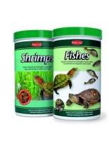 Padovan Fishes - храна за костенурки, сушени рибки, 1,5 кг. (10000 мл.)