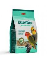 Padovan -SUNMIX KANARINI - Пълноценна храна за средни папагали - 0.750 кг.