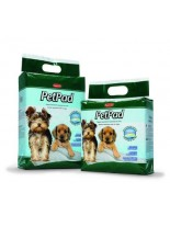 Padovan - PetPad - Абсорбиращи памперси за кучета - 60х90 см. - 10 бр.