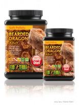 Exo Terra -Soft Pellets Adult Bearded Dragon Food - Пълноценна и балансирана храна за възрастни брадати агами - 250 гр.